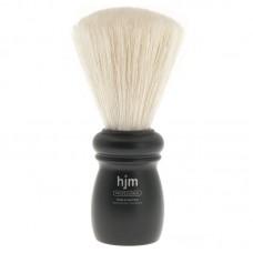 Помазок HJM, профессиональный, щетина кабана, черный бук, размер XL